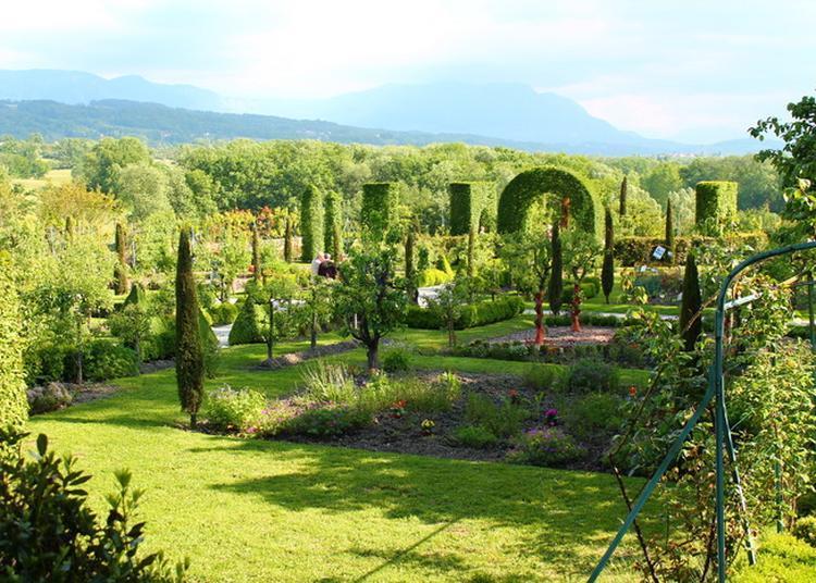 Visite Commentée Des Jardins Du Château De Saint-marcel à Marigny saint Marcel