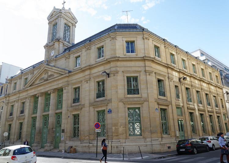 Visite Commentée Des Lieux, Avec Chapelle Et Orgue à Paris 8ème