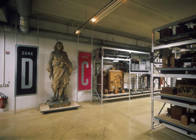 Visite Commentée Des Réserves Du Musée Des Arts Et Métiers à Saint Denis