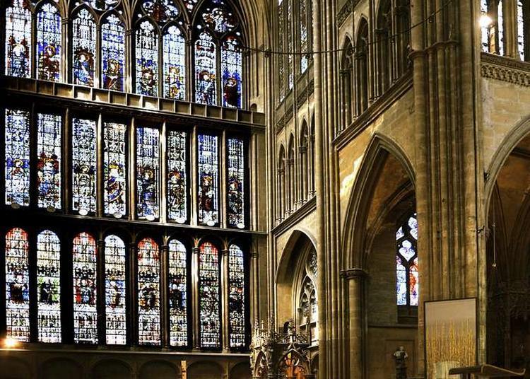 Visite Commentée Des Stalles Du Choeur à Metz