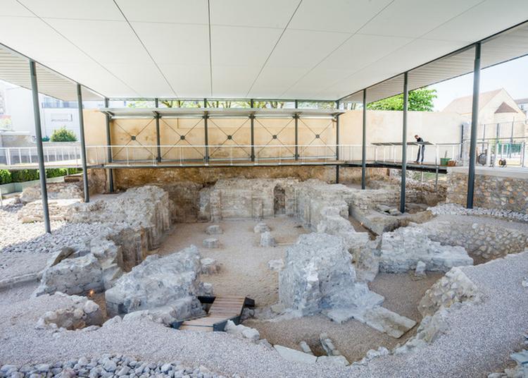 Visite Commentée Des Vestiges De L'abbaye Notre-dame à Argenteuil