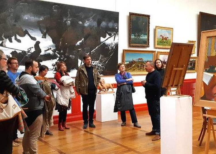 Visite Commentée Divertissements, Amusements, Délassements Et Autres Plaisirs Sous Le Prisme Des Collections Du Musée à Libourne