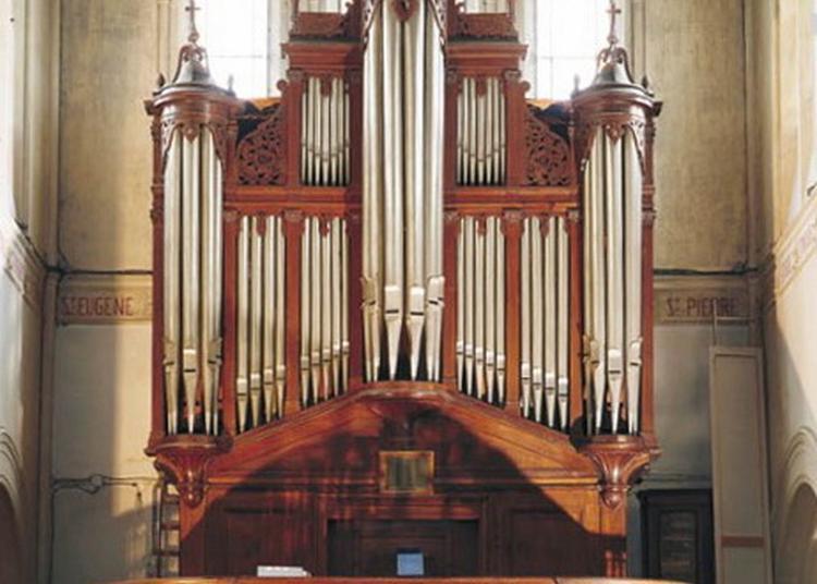 Visite Commentée Du Buffet D'orgue Cavaillé-coll à Saint Leu la Foret