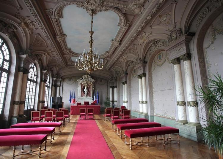 Visite Commentée Du Bureau De Monsieur Le Maire, De La Salle Des Mariages Et De La Salle Multimédia à Saint Germain en Laye