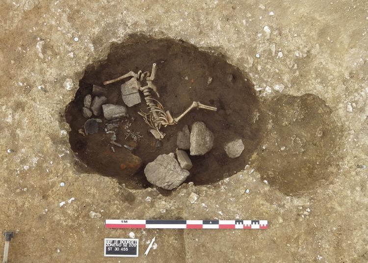 Visite Commentée Du Chantier Archéologique Du Bourget à Garges les Gonesse