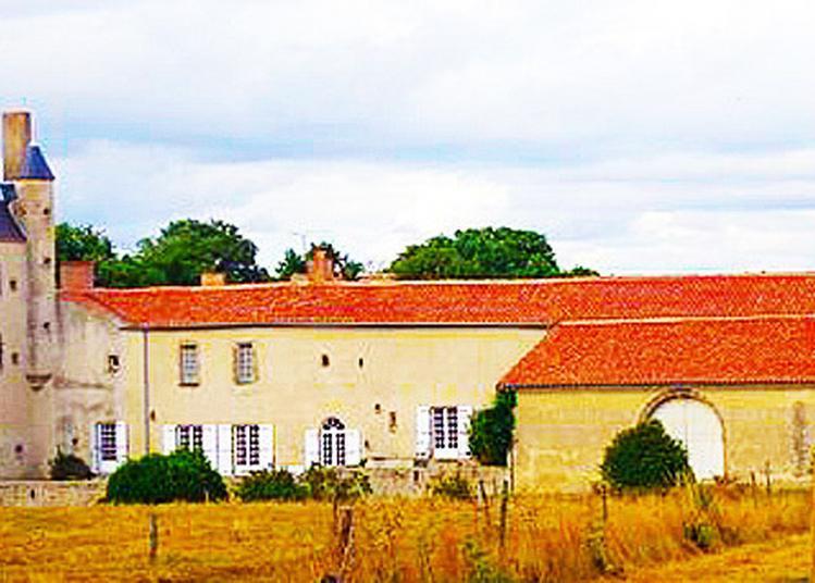 Visite Commentée Du Château à Bressuire