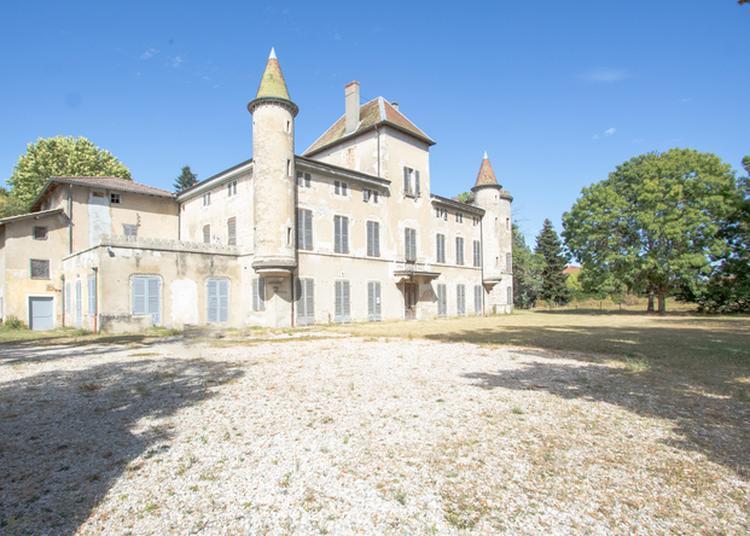 Visite Commentée Du Château Chiloup à Dagneux