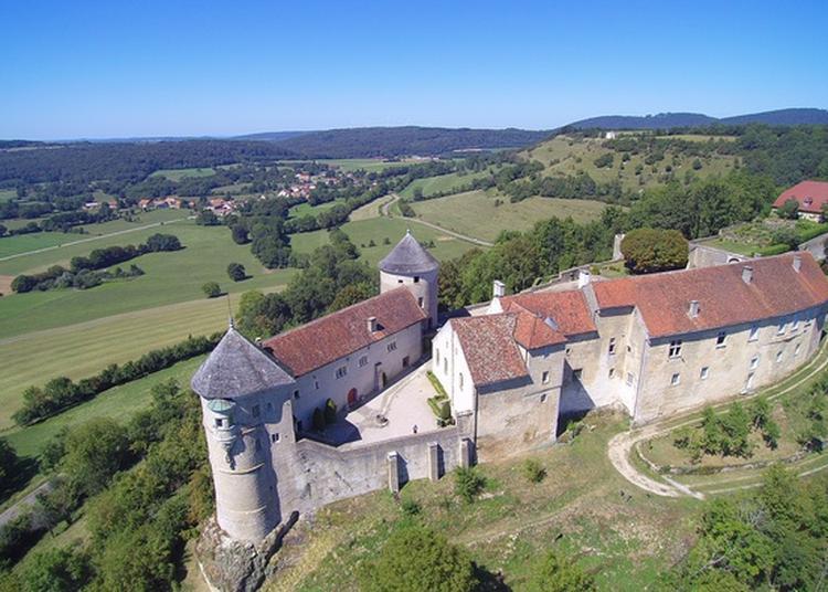 Visite Commentée Du Château De Belvoir