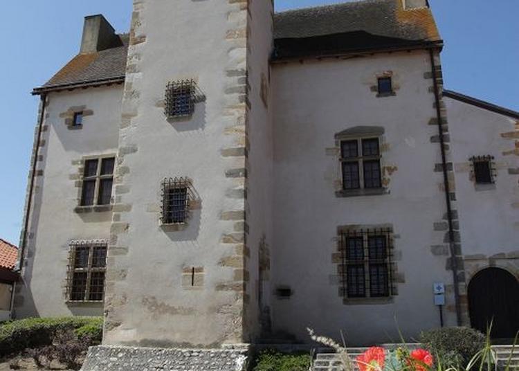 Visite Commentée Du Château De Bien-assis. à Montlucon