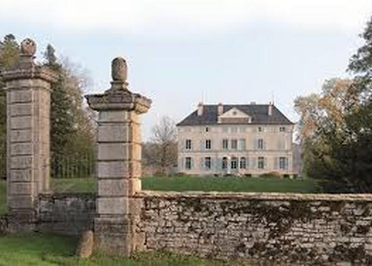 Visite Commentée Du Château De Boulot