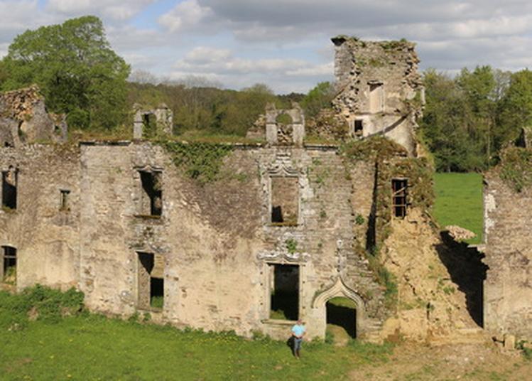 Visite Commentée Du Château De Coetcandec à Grand Champ