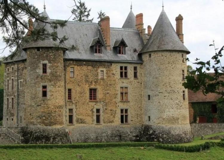 Visite Commentée Du Château De Curzac Par Les Propriétaires à Saint Vitte sur Briance