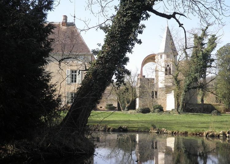 Visite Commentée Du Château De Germolles à Mellecey