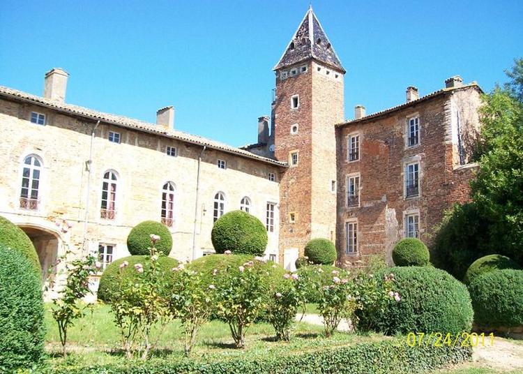 Visite Commentée Du Château De La Bâtie à Montceaux