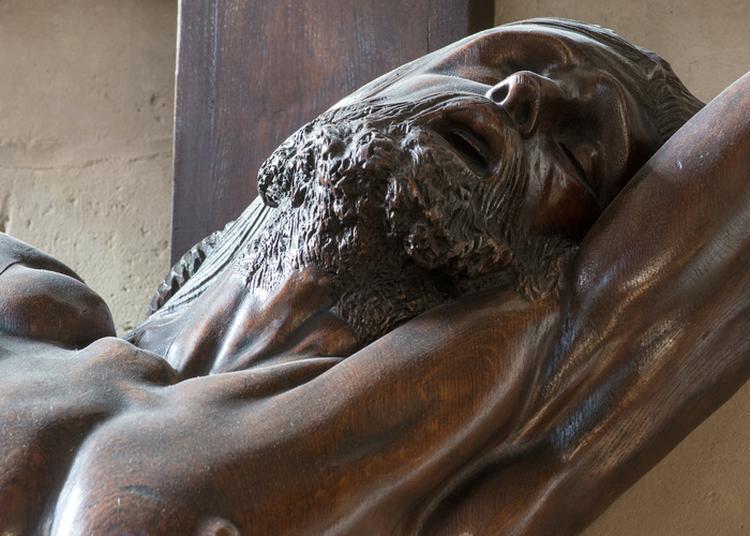 Visite Commentée Du Christ Expirant D'auguste Préault à Paris 4ème
