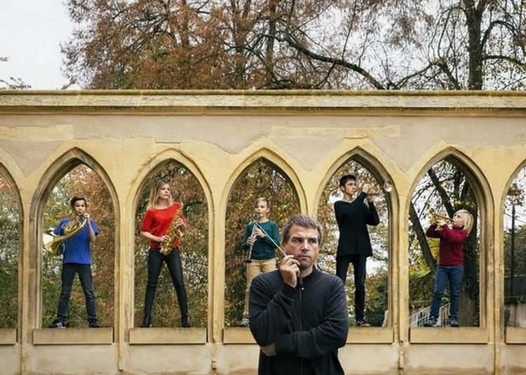 Visite Commentée Du Conservatoire à Rayonnement Régional à Metz