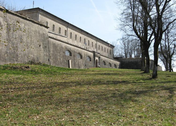 Visite Commentée Du Fort De Bregille à Besancon