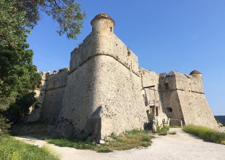 Visite Commentée Du Fort De Mont-alban à Nice