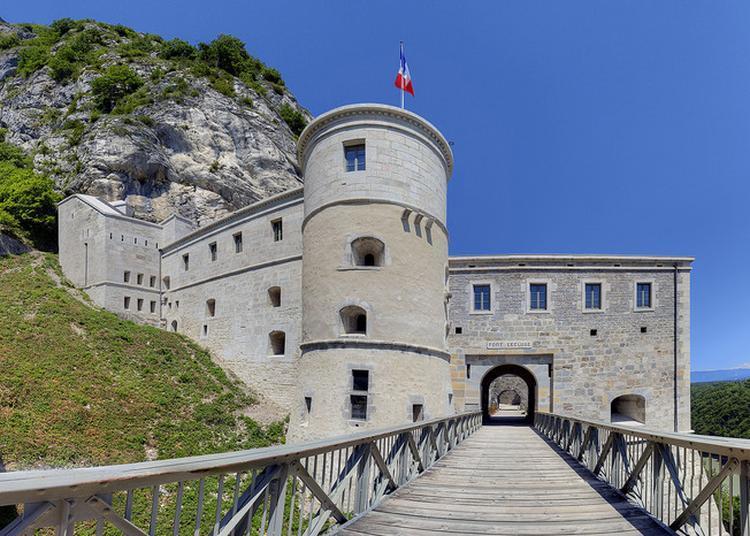Visite Commentée Du Fort L'ecluse. à Leaz