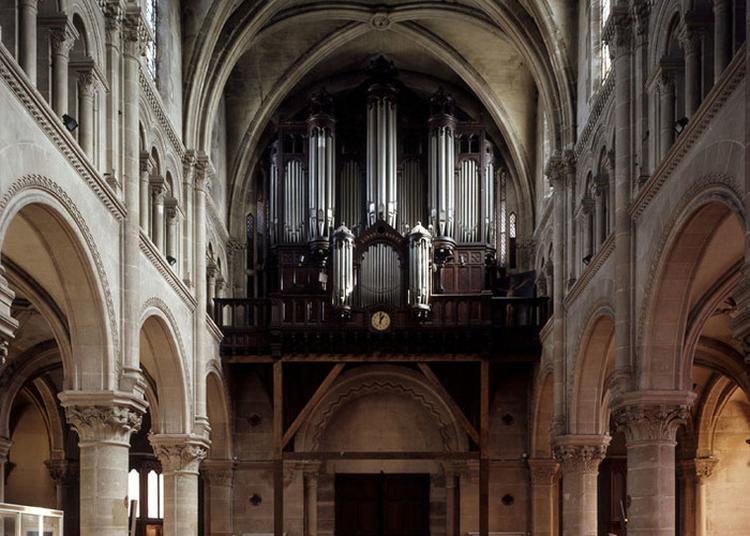 Visite Commentée Du Grand Orgue De Tribune à Argenteuil