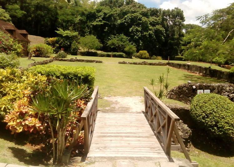 Visite Commentée Du Jardin Du Domaine De La Pagerie à Les Trois Ilets