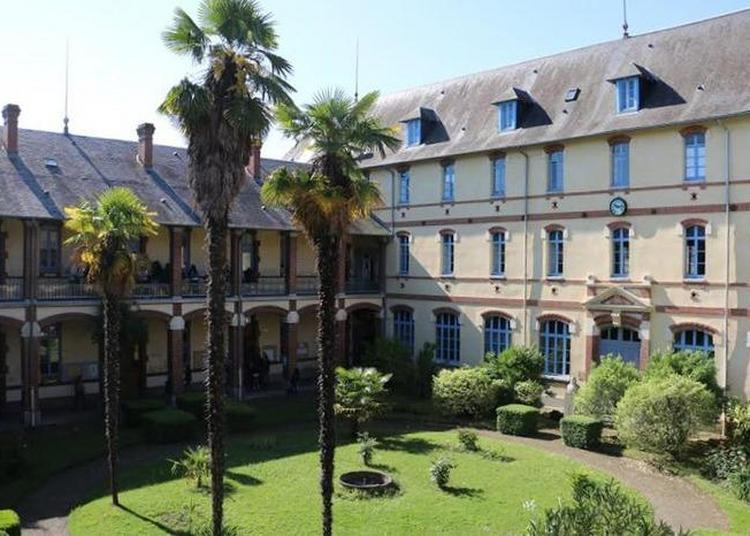 Visite Commentée Du Lycée Théophile-gautier De Tarbes