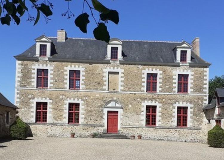 Visite Commentée Du Manoir De La Harderie à Thorigne d'Anjou