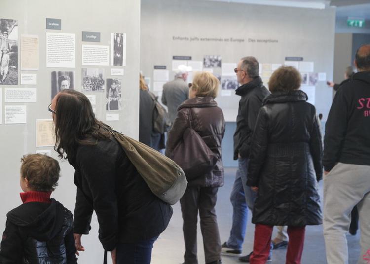 Visite Commentée Du Mémorial Pour Le Jeune Public. à Izieu