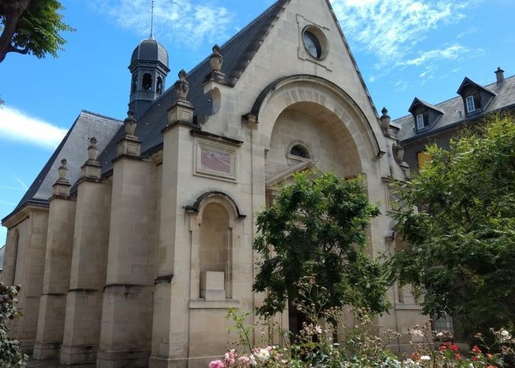 Visite Commentée Du Monument à Paris 10ème