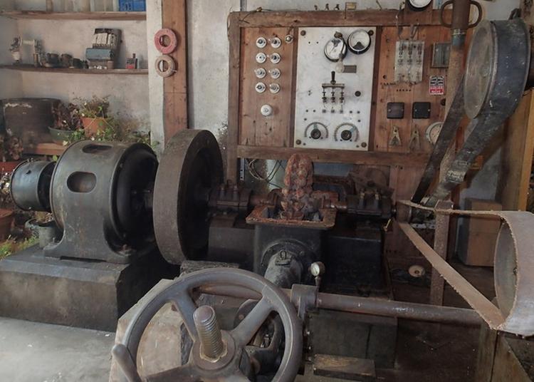 Visite Commentée Du Moulin Alpes-hydro Du Nant De La Sauge. à Villard Leger