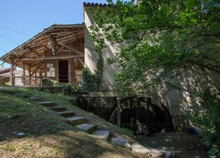 Visite Commentée Du Moulin Crozet à Montceaux