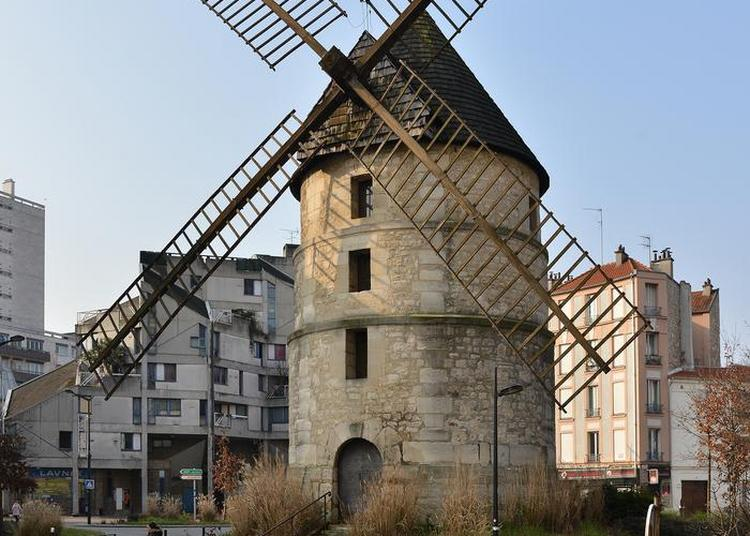 Visite Commentée Du Moulin De La Tour à Ivry sur Seine