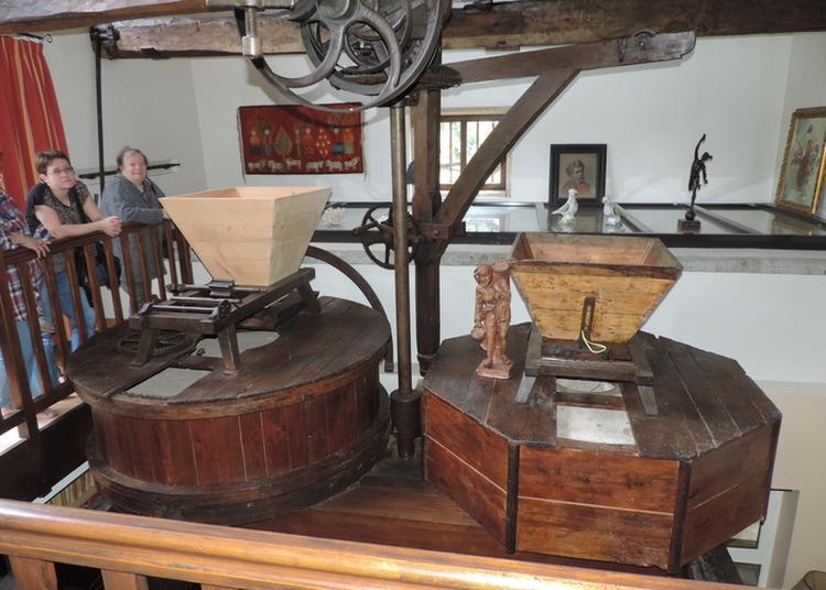 Visite Commentée Du Moulin Neuf à Messimy sur Saone