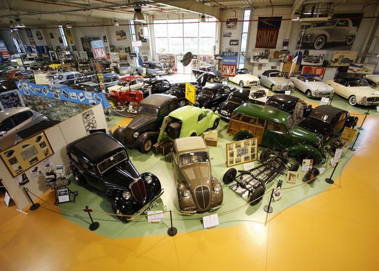 Visite Commentée Du Musée Automobile à Carrieres Sous Poissy