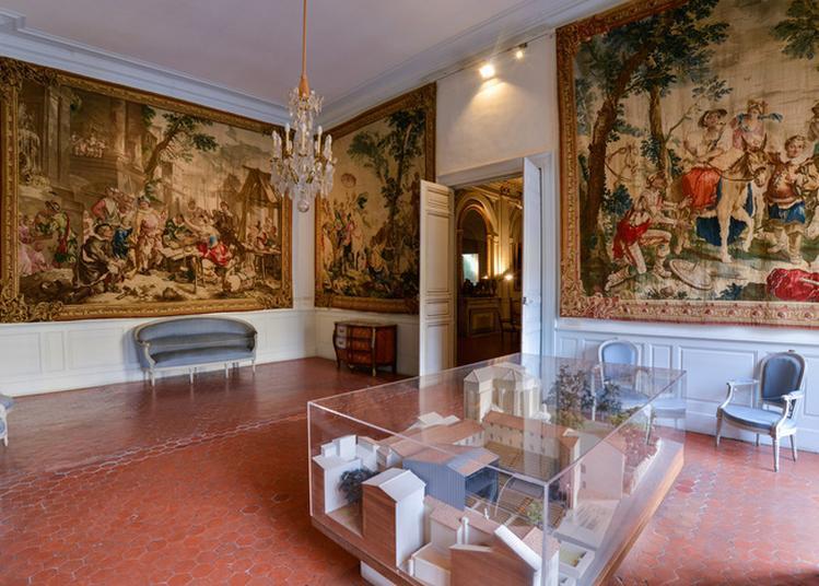 Visite Commentée Du Musée Des Tapisseries, Ancien Palais De L'archevêché à Aix en Provence
