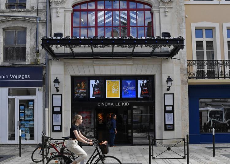 Visite Commentée Du Nouveau Cinéma Le Kid à La Fleche