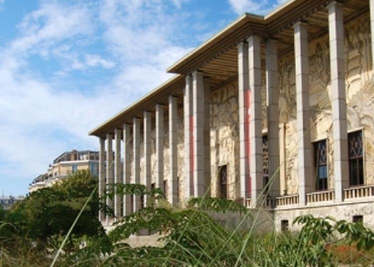 Visite Commentée Du Palais à Paris 12ème