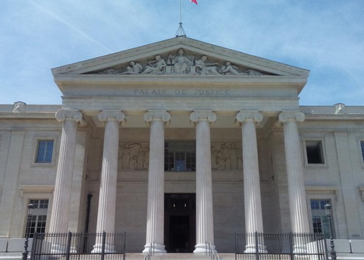 Visite Commentée Du Palais De Justice à Marseille