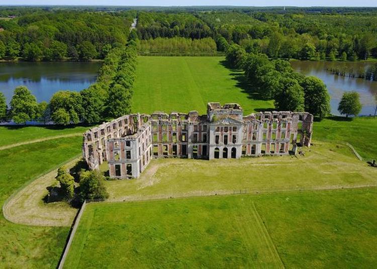 Visite Commentée Du Parc Du Château à La Ferte Vidame