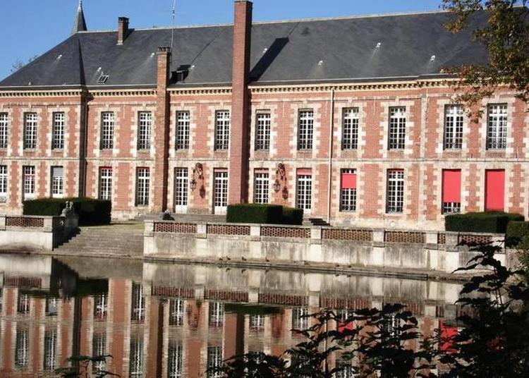 Visite Commentée Du Parc Du Château Du Grand-jard, De La Glacière Et De L'exposition. à Voisenon