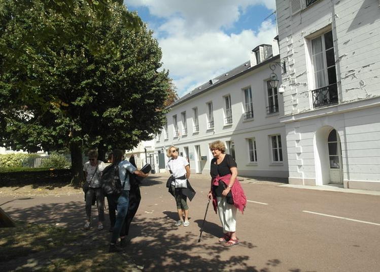 Visite Commentée Du Parc Du Creps à Chatenay Malabry