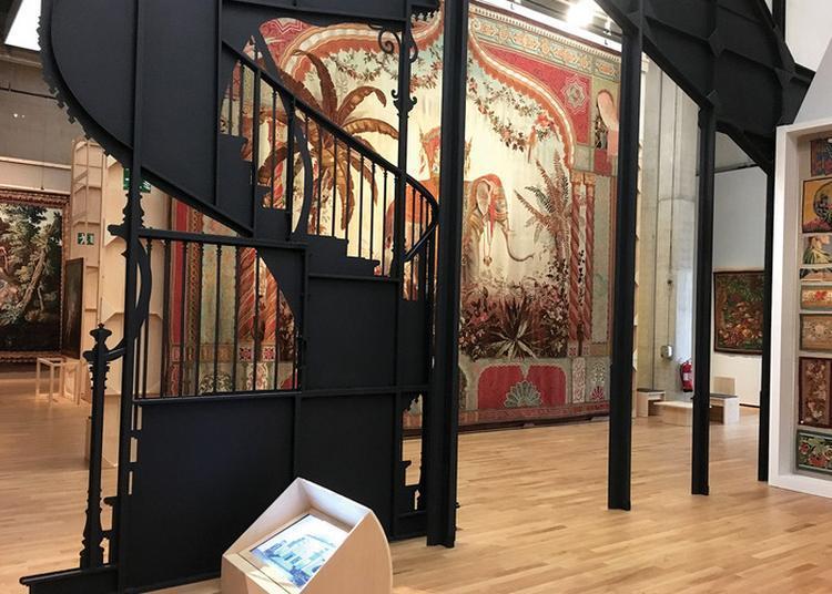 Visite Commentée Du Parcours D'exposition à Aubusson