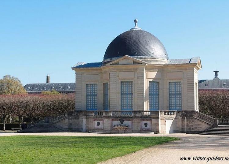 Visite Commentée Du Pavillon De L'aurore (domaine De Sceaux)