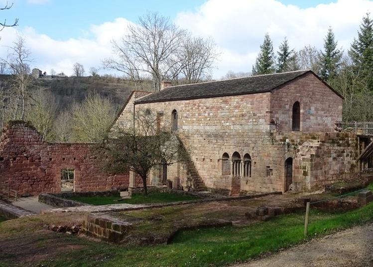 Visite Commentée Du Prieuré Du Sauvage à Balsac