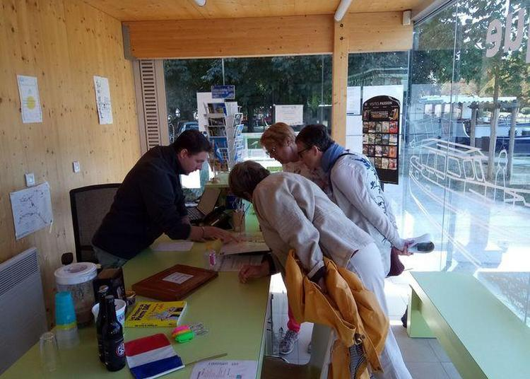 Visite Commentée Du Relais Nautique De L'anse Du Jard à Chalons en Champagne