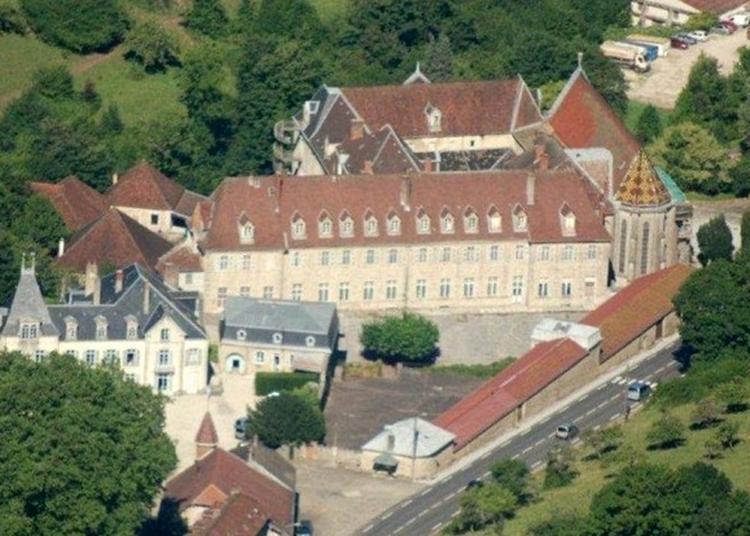 Visite Commentée Du Site De L'ancien Prieuré, Séminaire Puis Collège De Notre-dame De Vaux à Poligny