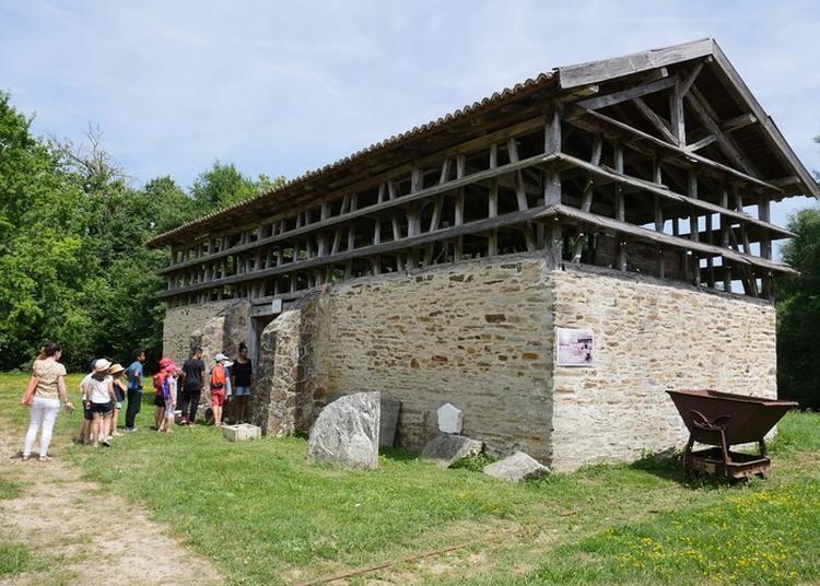 Visite Commentée Du Site De Marcognac à Saint Yrieix la Perche