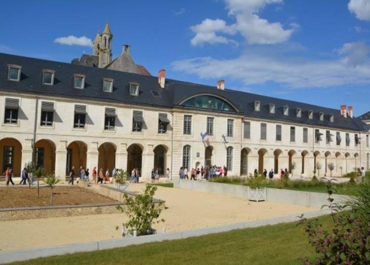 Visite Commentée Du Site Du Rectorat à Poitiers
