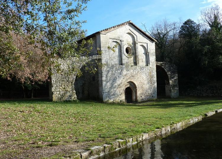 Visite Commentée Du Site Et De La Chapelle Du Val Des Nymphes, La Garde-adhémar à La Garde Adhemar