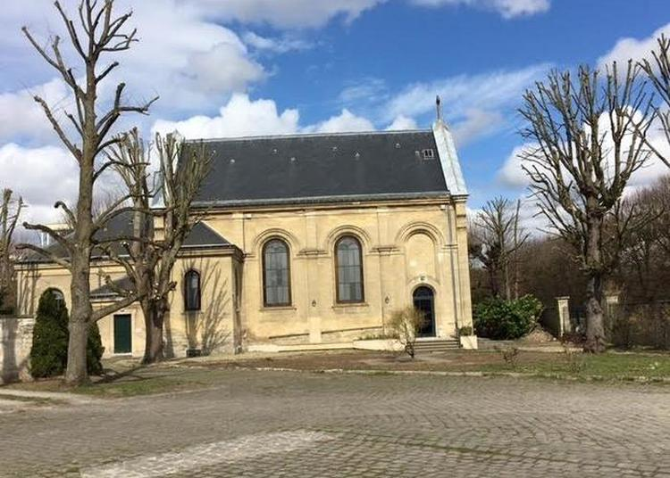 Visite Commentée Du Temple à Saint Germain en Laye